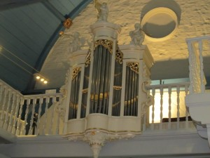 2014 september overdracht orgel uit Vreeland in de Gasthuiskapel 2014-09-10 006